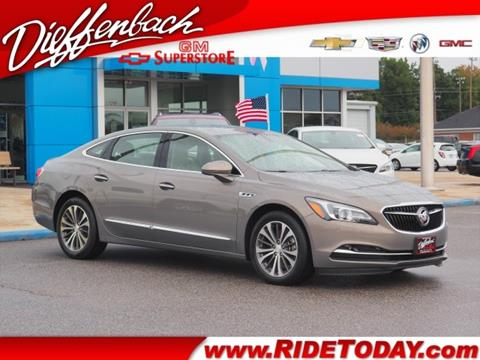 2018 Buick LaCrosse for sale in Rockingham NC