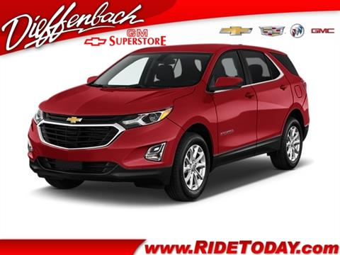2018 Chevrolet Equinox for sale in Rockingham, NC