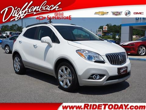 2016 Buick Encore for sale in Rockingham NC