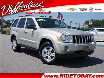 2007 Jeep Grand Cherokee for sale in Rockingham, NC