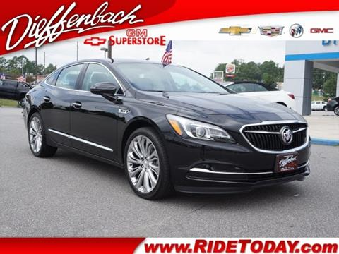 2017 Buick LaCrosse for sale in Rockingham NC