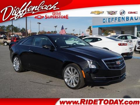 2017 Cadillac ATS for sale in Rockingham, NC