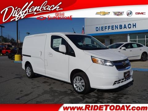 2017 Chevrolet City Express Cargo for sale in Rockingham NC