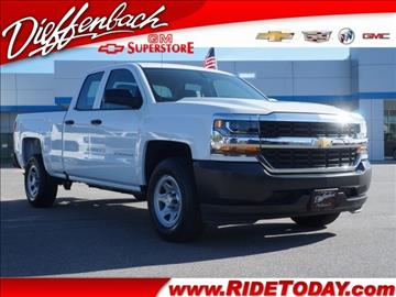2017 Chevrolet Silverado 1500 for sale in Rockingham, NC