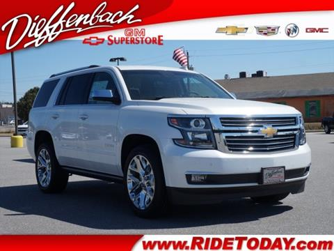 2017 Chevrolet Tahoe for sale in Rockingham, NC