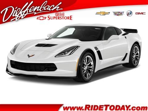 2016 Chevrolet Corvette for sale in Rockingham, NC