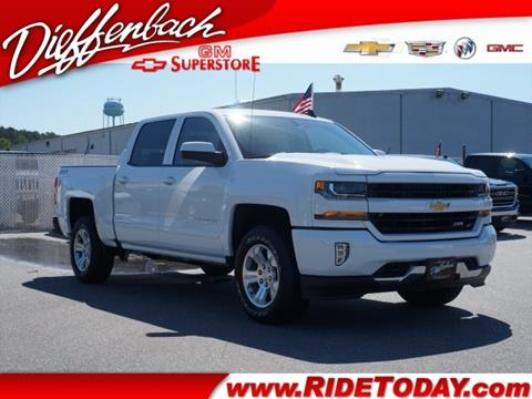 2017 Chevrolet Silverado 1500 for sale in Rockingham NC