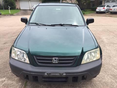 1999 Honda CR-V for sale in Houston, TX