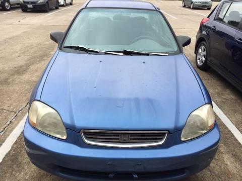 1996 Honda Civic for sale in Houston, TX