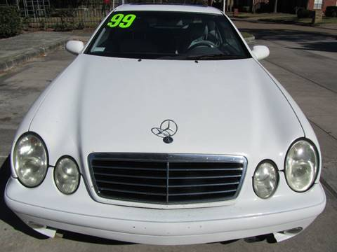 Mercedes benz clk for sale in houston tx for Mercedes benz for sale in houston