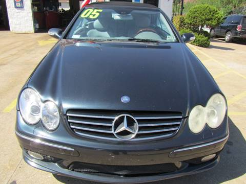 2005 mercedes benz clk for sale in houston tx for Mercedes benz for sale in houston tx
