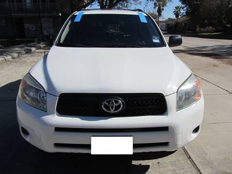 2008 Toyota RAV4 for sale in Houston, TX