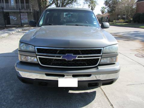 2006 chevrolet silverado 1500 for sale in houston tx. Black Bedroom Furniture Sets. Home Design Ideas