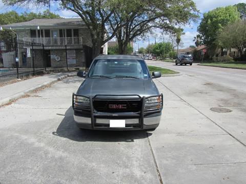 2000 GMC Sierra 1500 for sale in Houston, TX