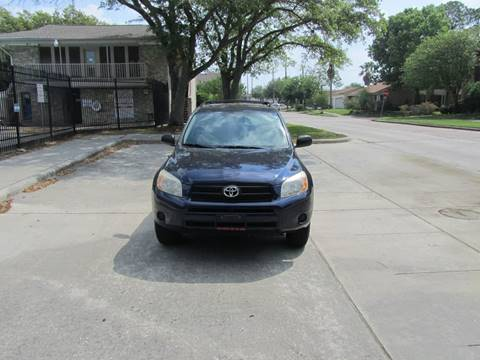 2007 Toyota RAV4 for sale in Houston, TX
