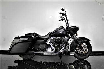 2012 Harley-Davidson Road King for sale in Savannah, GA