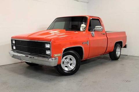1984 Chevrolet C/K 10 Series for sale in Savannah, GA