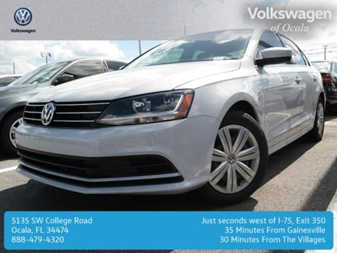 2017 Volkswagen Jetta for sale in Ocala, FL