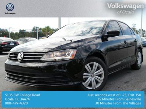 2017 Volkswagen Jetta for sale in Ocala FL