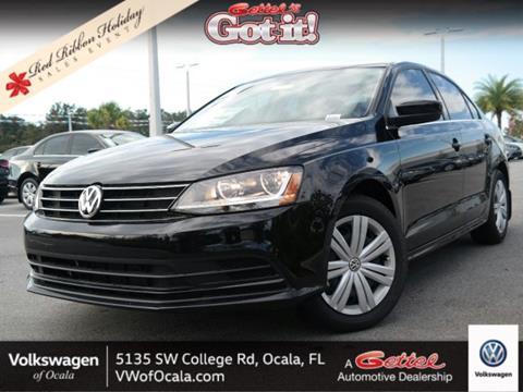 2017 Volkswagen Jetta for sale in Ocala, FL