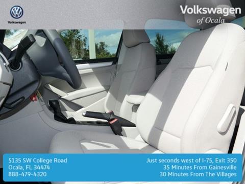 2017 Volkswagen Passat for sale in Ocala, FL