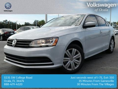 2017 Volkswagen Jetta for sale in Ocala FL