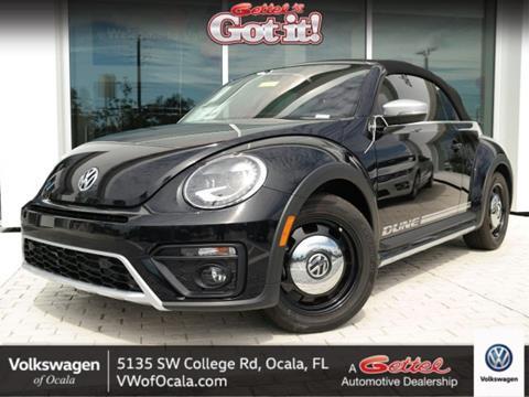 2017 Volkswagen Beetle for sale in Ocala FL