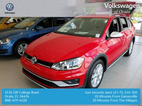 2017 Volkswagen Golf Alltrack for sale in Ocala, FL