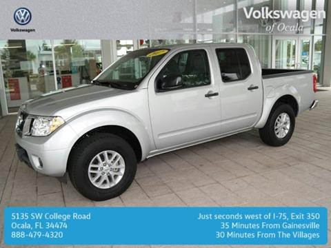 2017 Nissan Frontier for sale in Ocala, FL