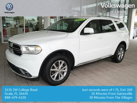 2015 Dodge Durango for sale in Ocala, FL