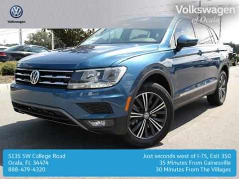 2018 Volkswagen Tiguan for sale in Ocala FL