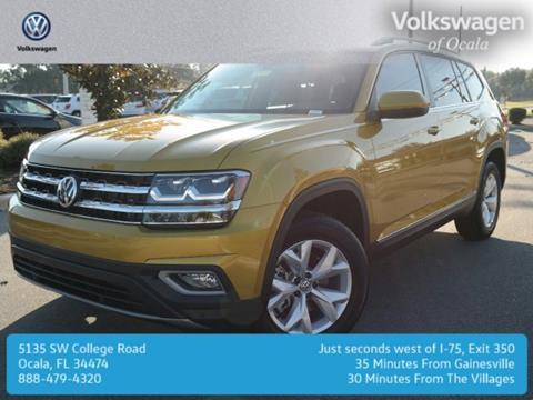 2018 Volkswagen Atlas for sale in Ocala FL