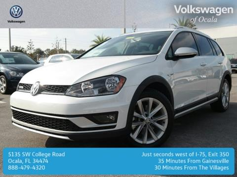 2017 Volkswagen Golf Alltrack for sale in Ocala FL