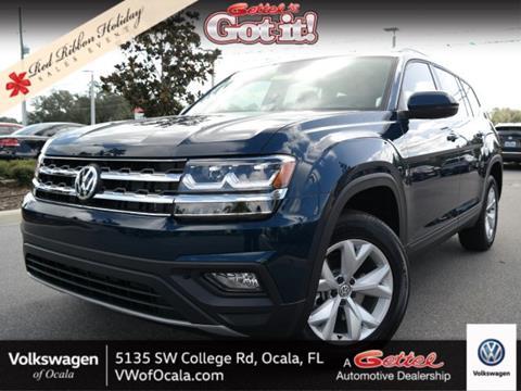2018 Volkswagen Atlas for sale in Ocala, FL