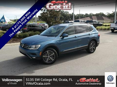 2018 Volkswagen Tiguan for sale in Ocala, FL