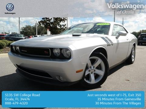 2012 Dodge Challenger for sale in Ocala FL