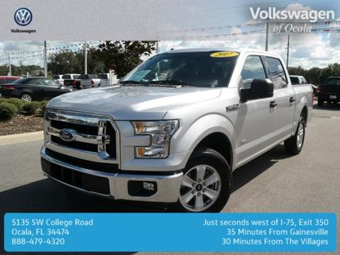 2017 Ford F-150 for sale in Ocala FL
