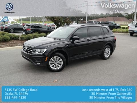 2018 Volkswagen Tiguan for sale in Ocala, FL