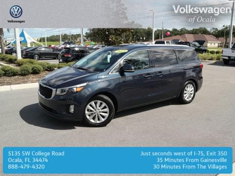 2015 Kia Sedona for sale in Ocala, FL