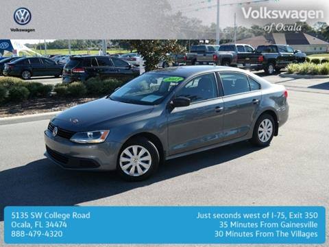 2013 Volkswagen Jetta for sale in Ocala FL