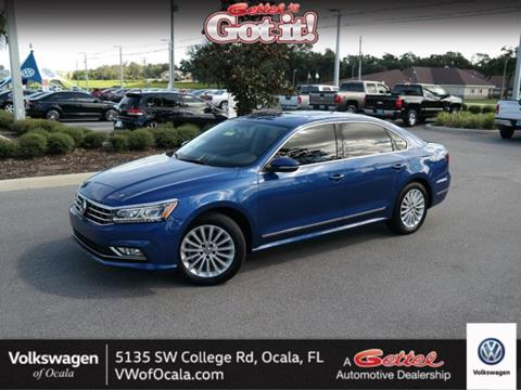 2017 Volkswagen Passat for sale in Ocala FL