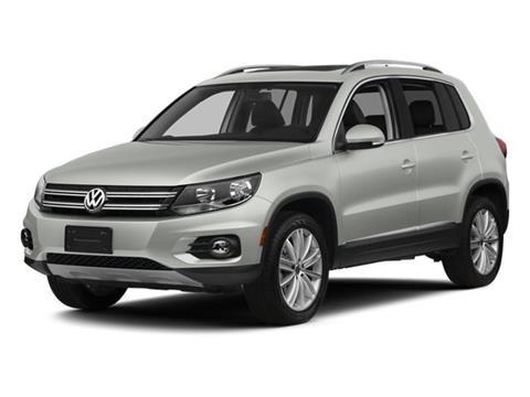 2012 Volkswagen Tiguan for sale in Ocala FL