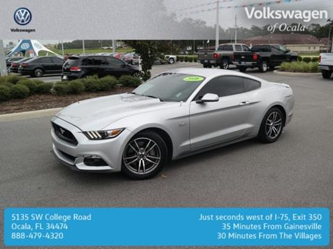 2016 Ford Mustang for sale in Ocala FL