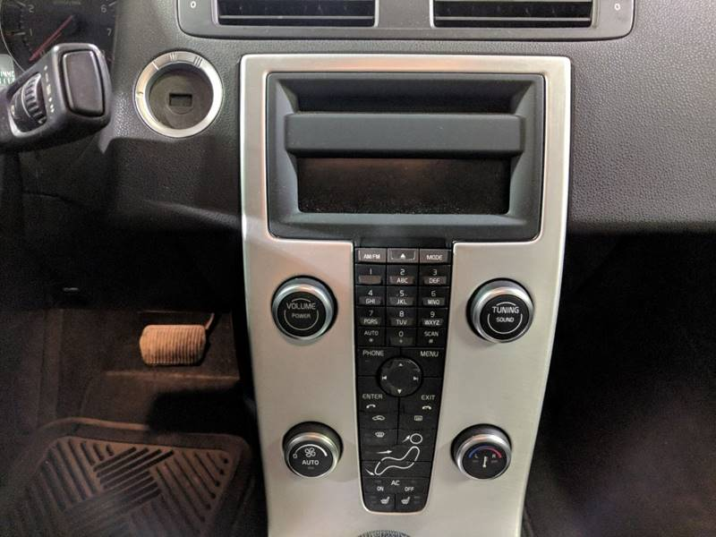 2011 Volvo S40 T5 4dr Sedan In Centuria WI - Strandbergs Auto Inc