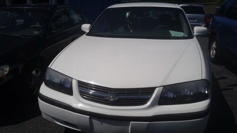 2005 Chevrolet Impala for sale in Glen Burnie, MD