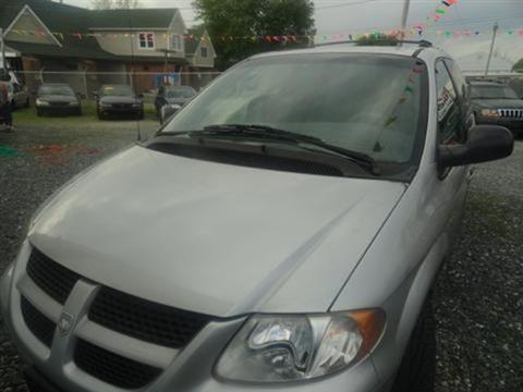 2002 Dodge Grand Caravan for sale in Glen Burnie, MD