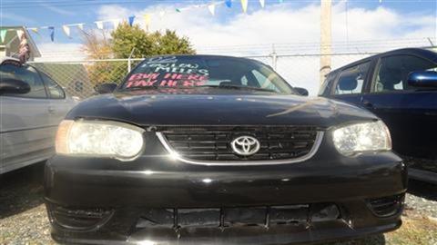 2002 Toyota Corolla for sale in Glen Burnie, MD
