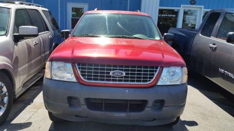 2003 Ford Explorer for sale in Glen Burnie MD