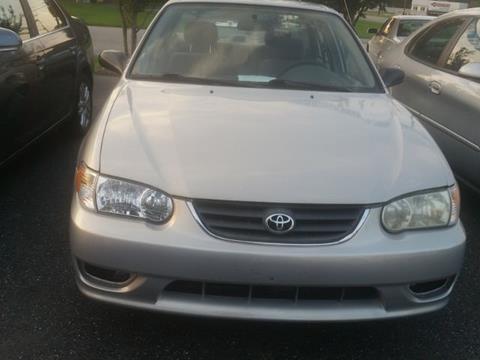 2002 Toyota Corolla for sale in Glen Burnie MD