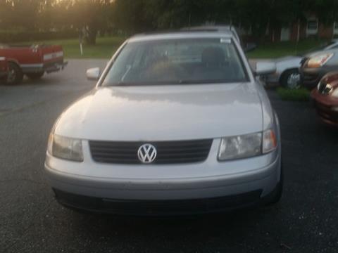 2001 Volkswagen Passat for sale in Glen Burnie MD